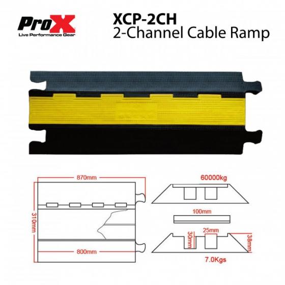 PROX-XCP-2CH MK2