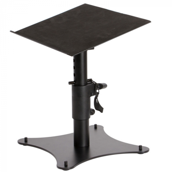 On-Stage Stands SMS4500-P Desktop Monitor Stands - Pair - H: 9-12.5in