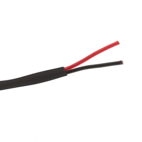Digiflex Speaker Cable DIS-16/2 (Black) (Per Foot)