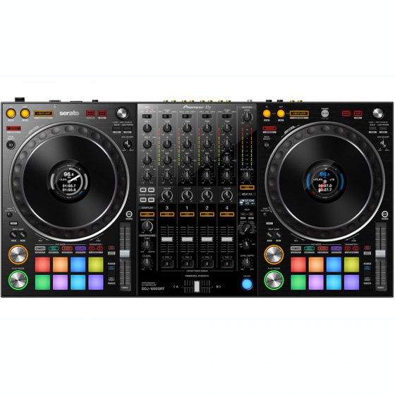 Pioneer DDJ-1000SRT 4 Channel Software Controller for Serato - Black