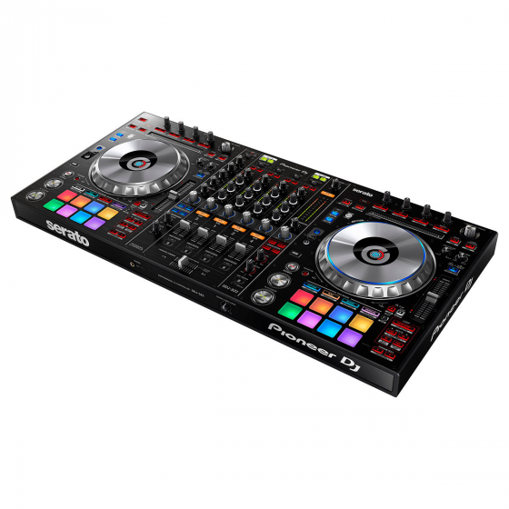 Pioneer DDJ-SZ2 4 Channel Software Controller for Serato DJ Software - Black