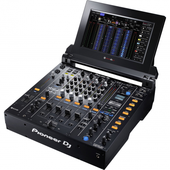 Pioneer DJM-TOUR1 4 Channel Pro DJ Mixer with 13 Inch Touchscreen