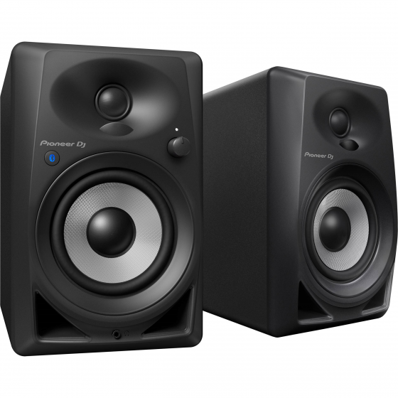 Pioneer DM-40BT (2) Active Desktop Monitors with 4 Inch Speakers & BT