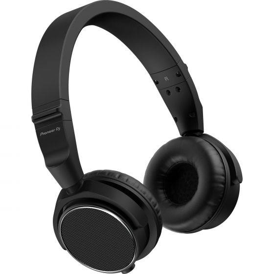 Pioneer HDJ-S7-K Over-Ear DJ Headphones - Black