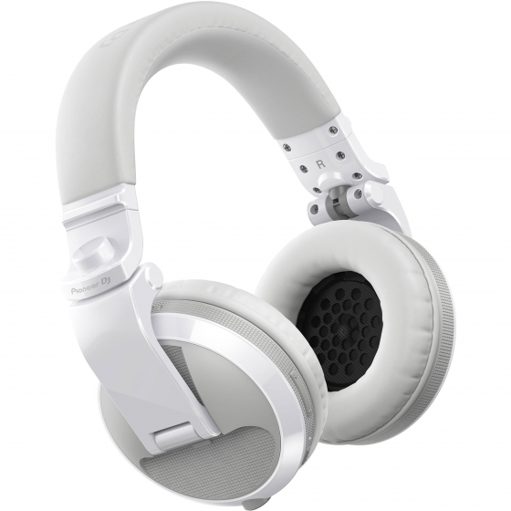 Pioneer HDJ-X5BT-W Bluetooth DJ Headphones - White