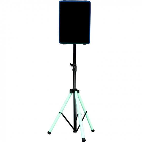 ADJ Csl 100 Speaker Stand w/Color LED Legs - Supports up to 60 Pounds