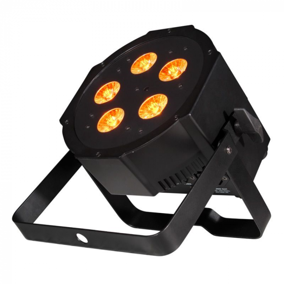 ADJ Mega Qa Go Battery Powered Par Fixture with 5x4W RGBA LED
