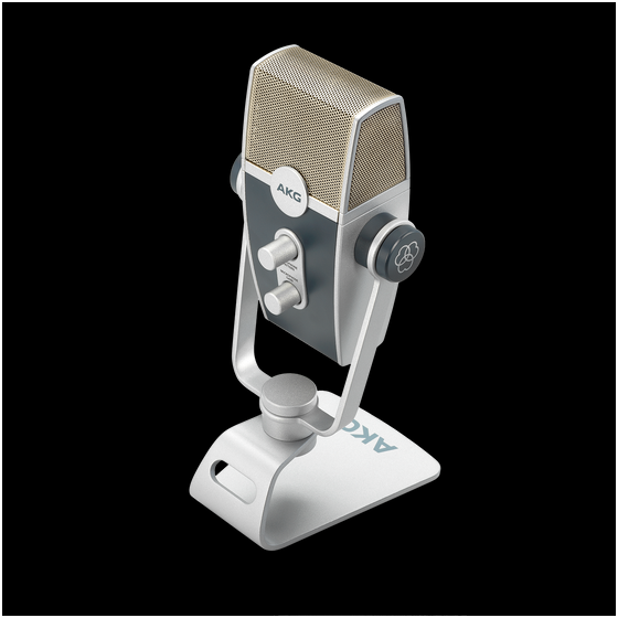 AKG C44-USB Ultra-HD Multimode USB Microphone