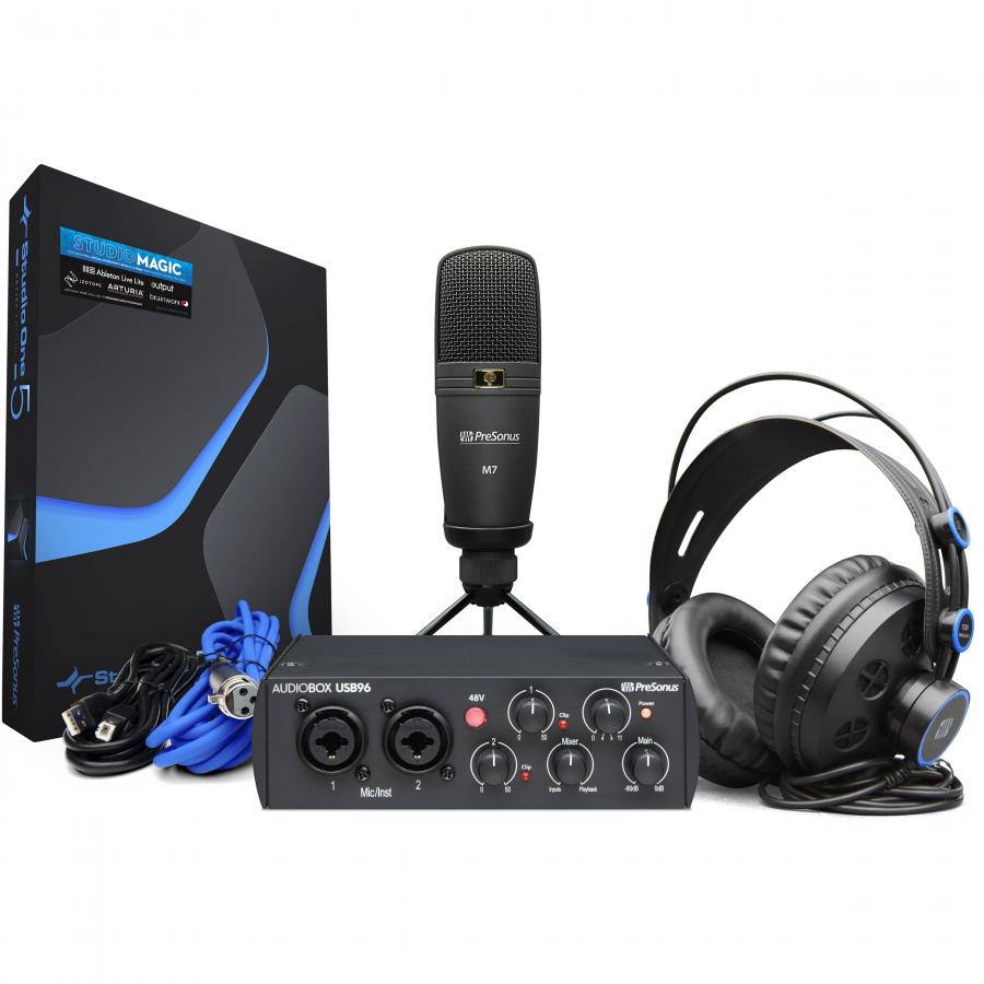 Audiobox96 Studio 25th