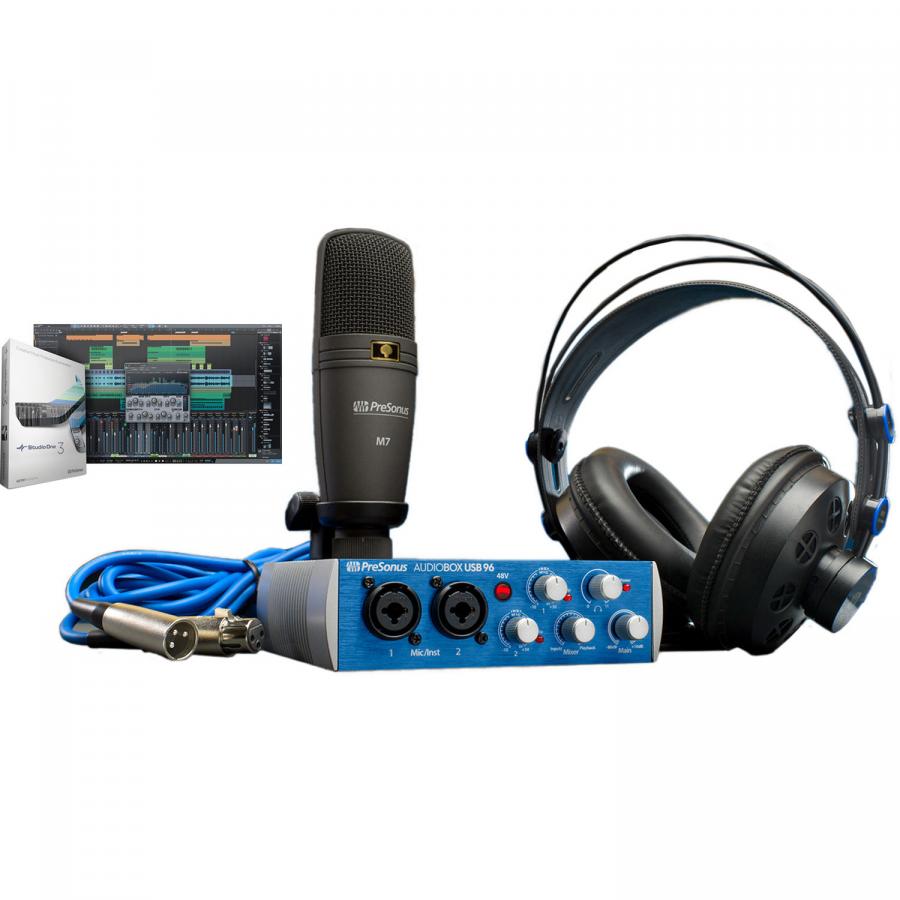 Presonus Audiobox USB96 Studio