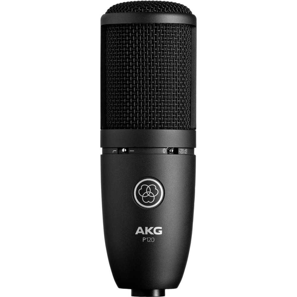AKG P120 High-Performance General Purpose Recording Microphone