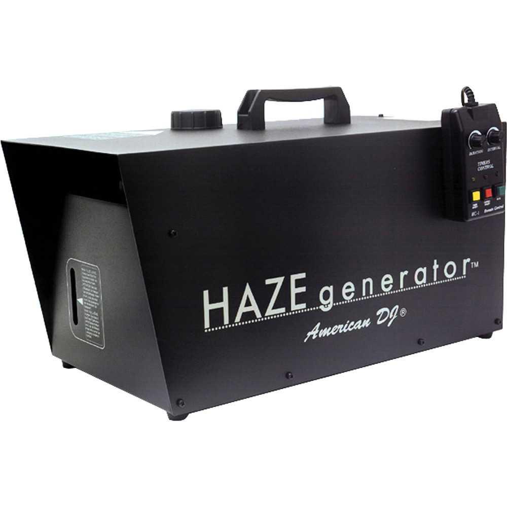 ADJ HAZE-GENERATOR