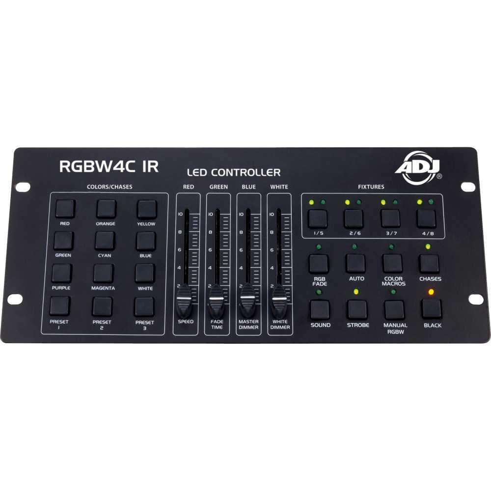 ADJ RGBW4C-IR