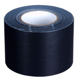 ADJ Tape 4b 4 Inch Black Stage Tape - Low Residue