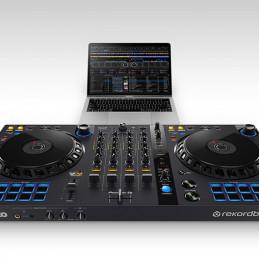 Pioneer DDJ-FLX6 4-channel DJ controller for rekordbox and Serato DJ Pro