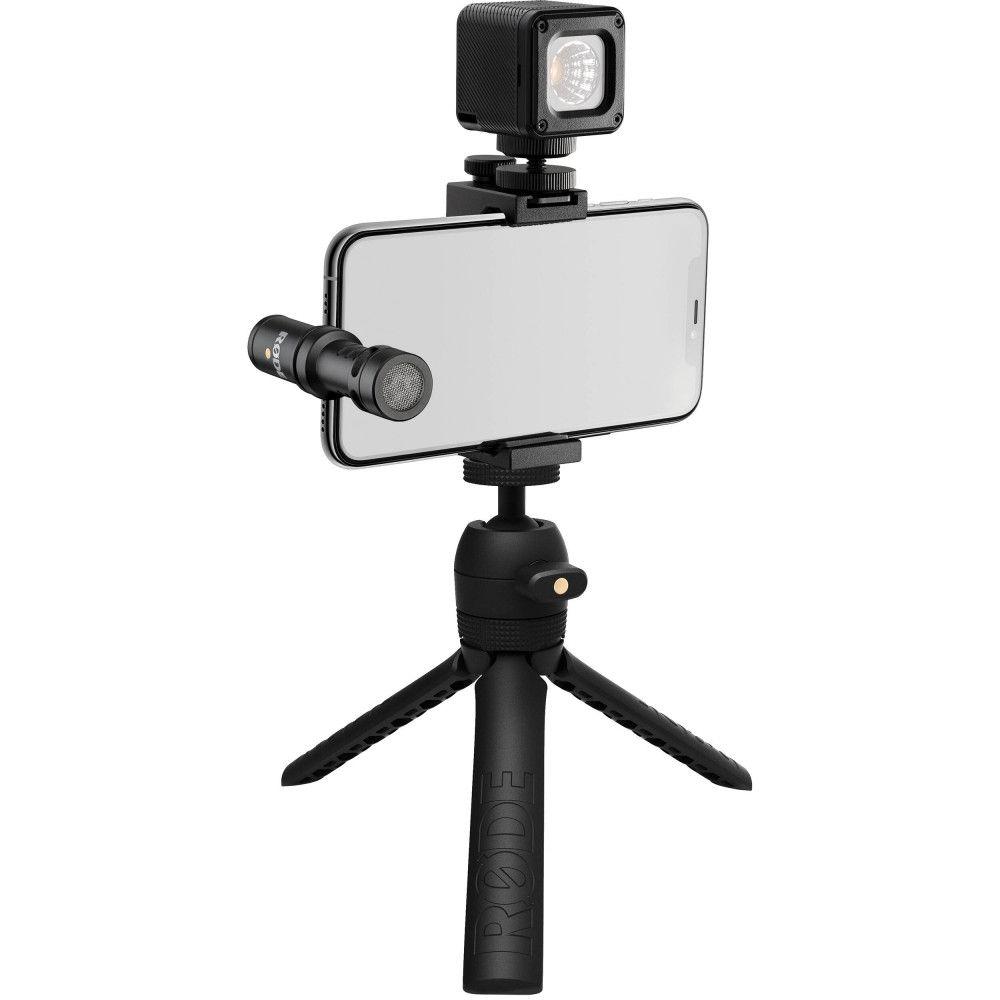 Rode Vlogger Kit USB-C Complete Vlogging kit for USB-C devices.