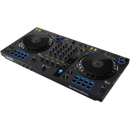 Pioneer DDJ-FLX6 4-channel DJ controller for rekordbox and Serato DJ Pro