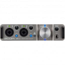 Zoom UAC-2 USB 3.0 Audio Interface