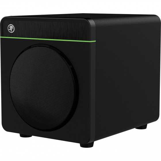 "Mackie CR8S-XBT 8"" Multimedia Subwoofer with Bluetooth® and CRDV"