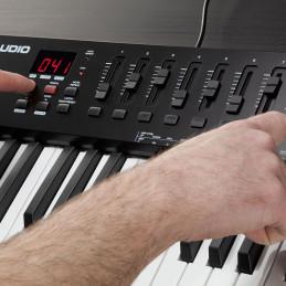 M-Audio OXYGEN49V 49-Key USB MIDI Performance Keyboard Controller