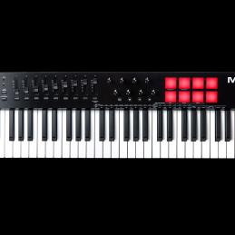 M-Audio OXYGEN61V 61-Key USB MIDI Performance Keyboard Controller
