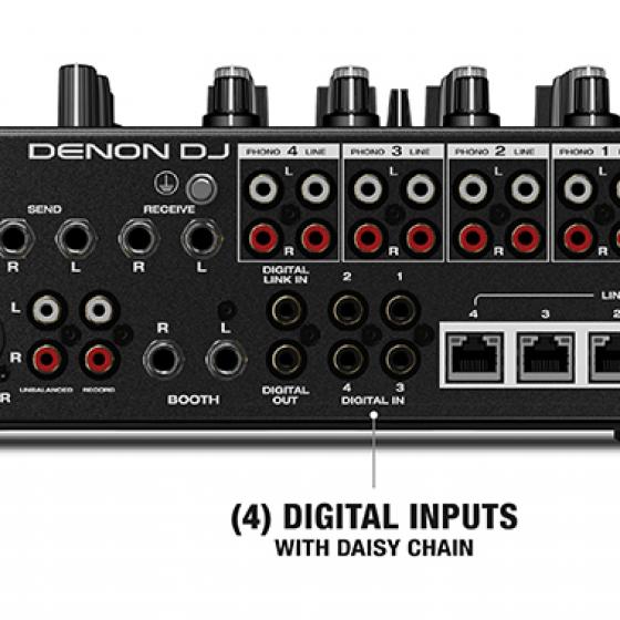 DENON DJ X1850PRIMEXUS