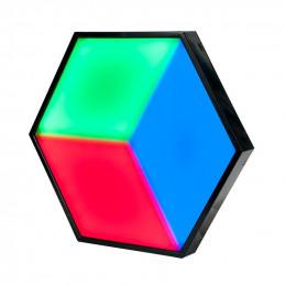 ADJ 3d Vision Plus 3D Effect Hexagon Shaped Panel -RGB DMX & ArtNet