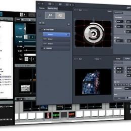ADJ Grand Vj 2.0 Xt VJ Software - V2.0 with Video Map