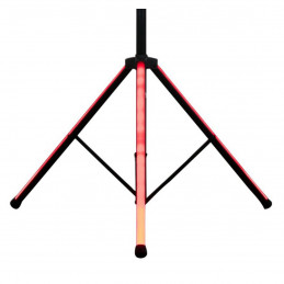 ADJ Lts Color 12 Foot T-Bar Tripod Stand with Remote