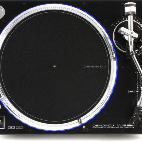 DENON DJ VL12PRIMEXUS