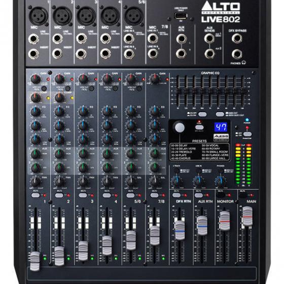 ALTO LIVE802X110