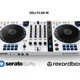 Pioneer DDJ-FLX6-W Limited Edition