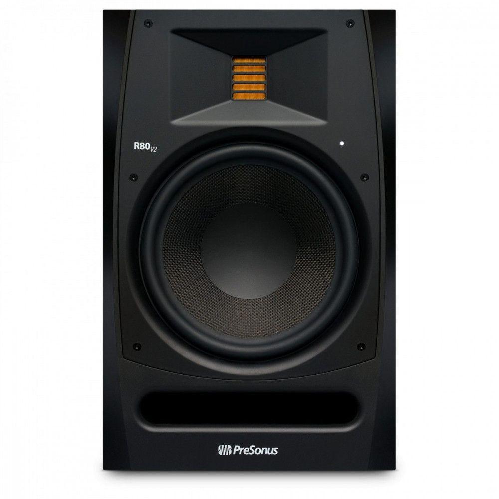 PreSonus R80v2 8-inch Active studio monitor