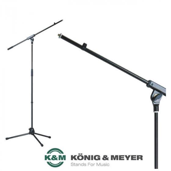 K&M 21070-BLACK