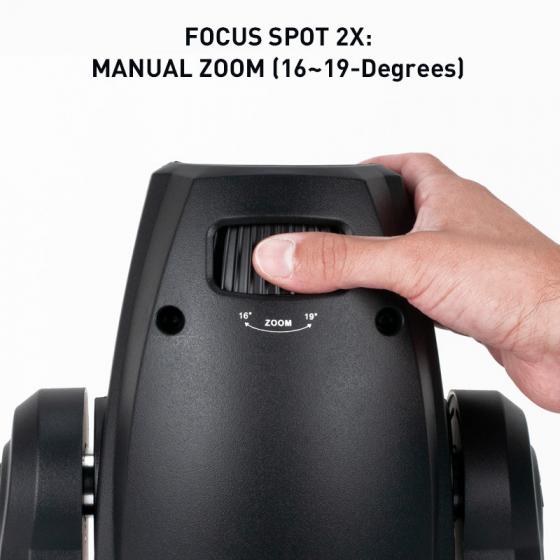 ADJ FOCUS-SPOT-2X