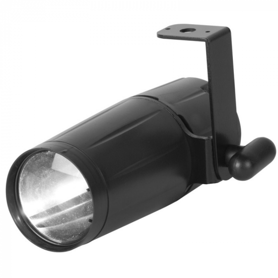 ADJ Pinspot Led Ii 3W LED Pinspot - 6 & 12 Degree Lens Included