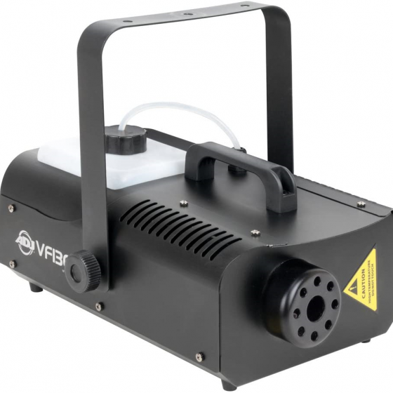 ADJ VF1300 1300W Compact Fog Machine with Wired Remote